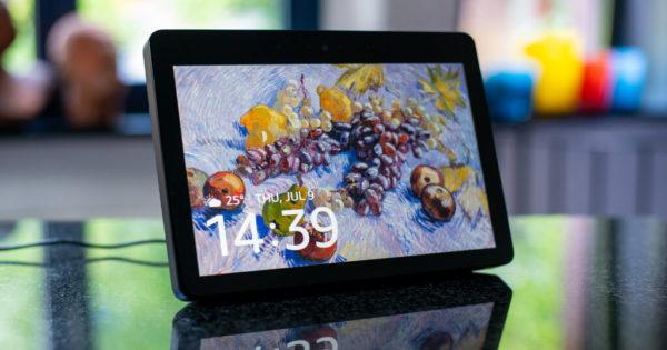 Amazon Echo Show 10.1-inch Hub 4