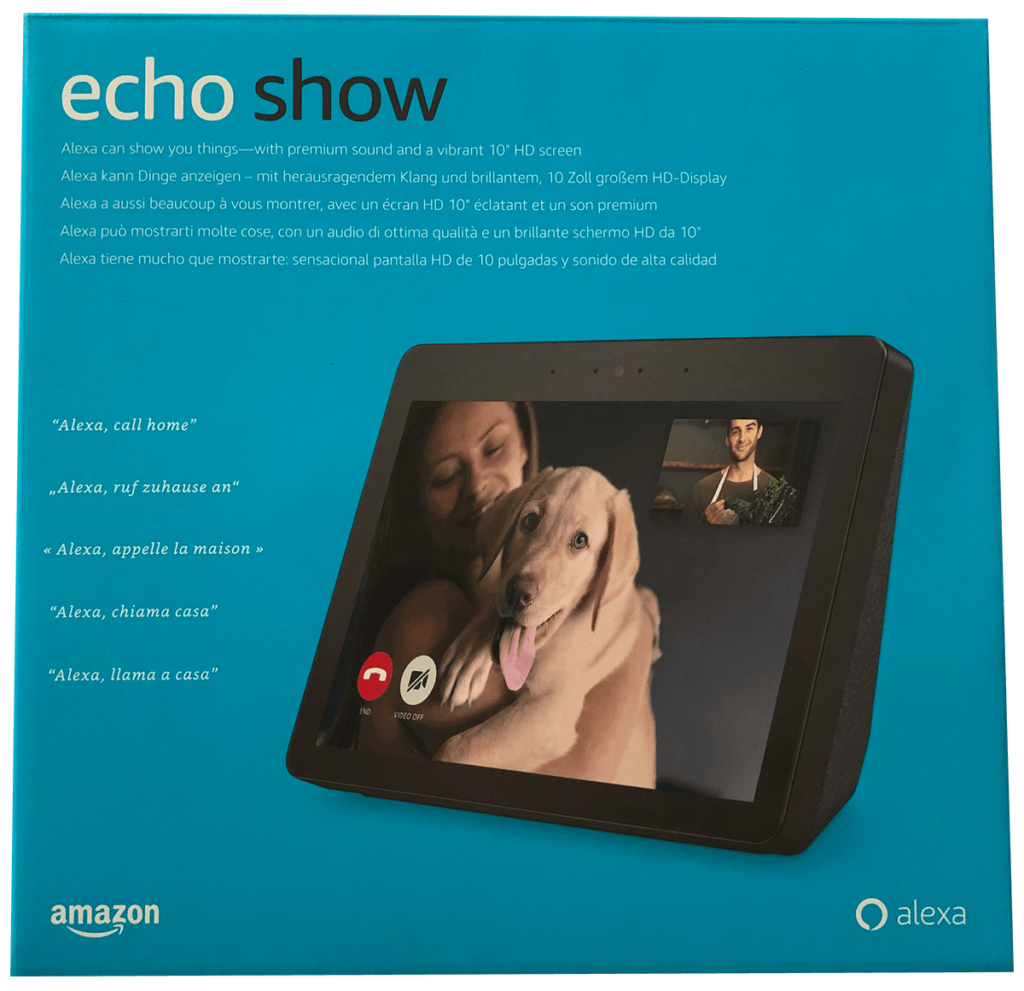 How to use the Amazon Echo Show 10 as a digital picture frame (Product Review and User Manual) 3