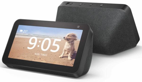 Amazon Echo Show 5-inch Hub 3