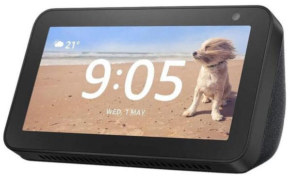 Amazon Echo Show 5-inch Hub 2