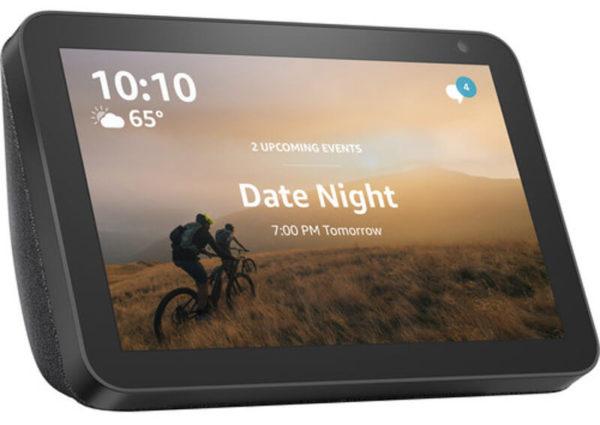 Amazon Echo Show 8-inch Hub 1