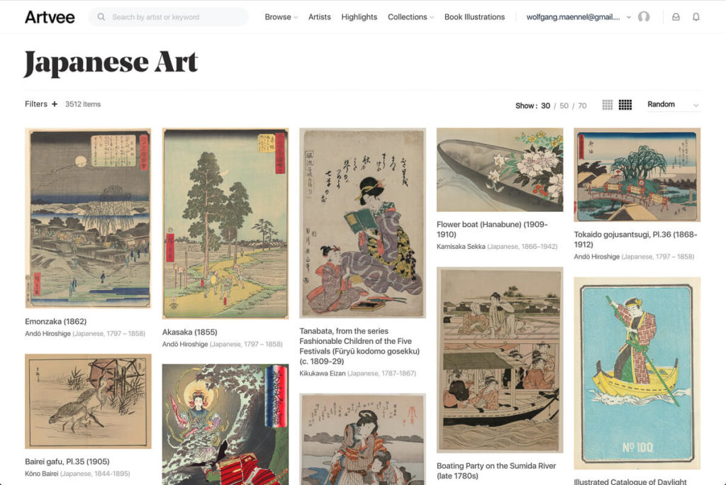 The 4 ultimate sources for legally downloading classical art and how to best present it on your digital picture frame 14
