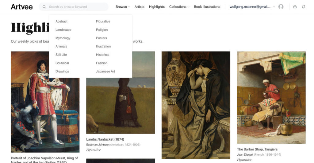 The 4 ultimate sources for legally downloading classical art and how to best present it on your digital picture frame 13