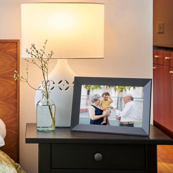 Aura Carver Smart Digital Picture Frame 10.1-inch 3