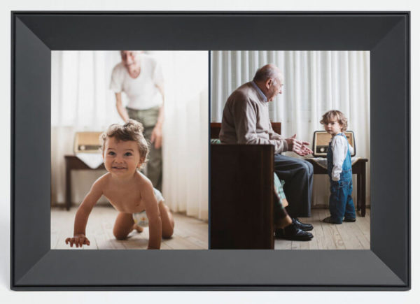 Aura Carver Smart Digital Picture Frame 10.1-inch 2