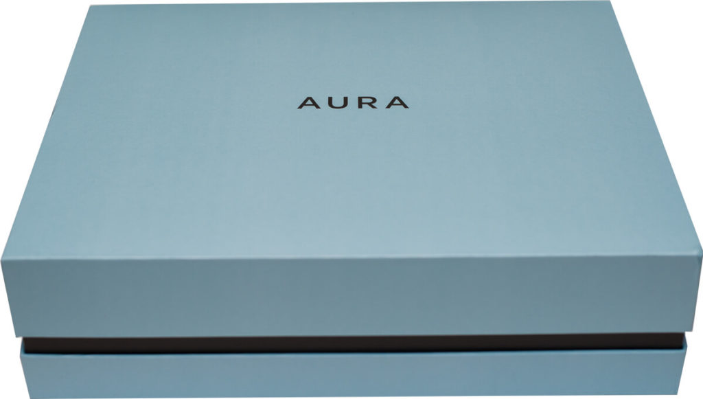 My review of the Aura Smith photo frame - exclusive French design made in California 3