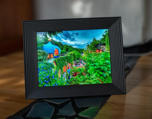 Aura Mason Smart Digital Picture Frame 9-inch 1