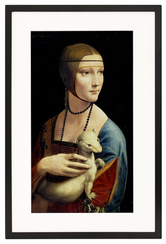 Canvia - Digital Art Canvas & Smart Digital Frame 24 inches 6