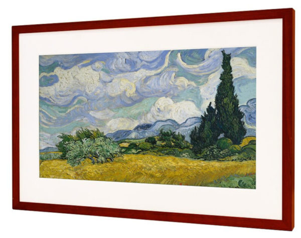 Canvia - Digital Art Canvas & Smart Digital Frame 24 inches 5