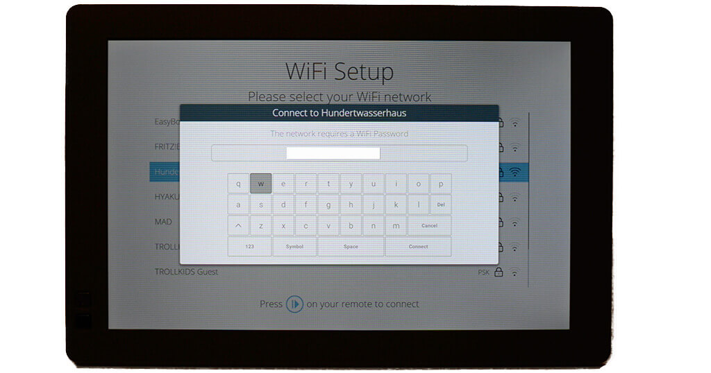 How to set up your brand new Nixplay Seed WiFi Cloud Frame with your mobile device 4
