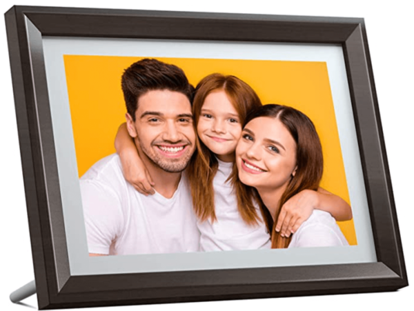 Dragon Touch Digital Picture Frame Classic 10 with touch screen, WiFi and SD/USB 1