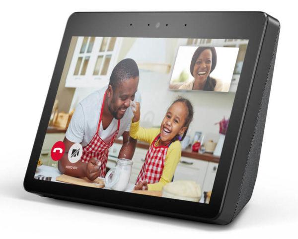 Amazon Echo Show 10.1-inch Hub 2