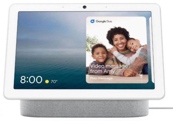 Google Nest Hub Max 1