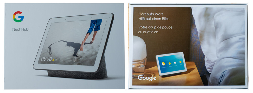 Using the Google Nest Hub as a digital picture frame (Product Review and Comparison) 3