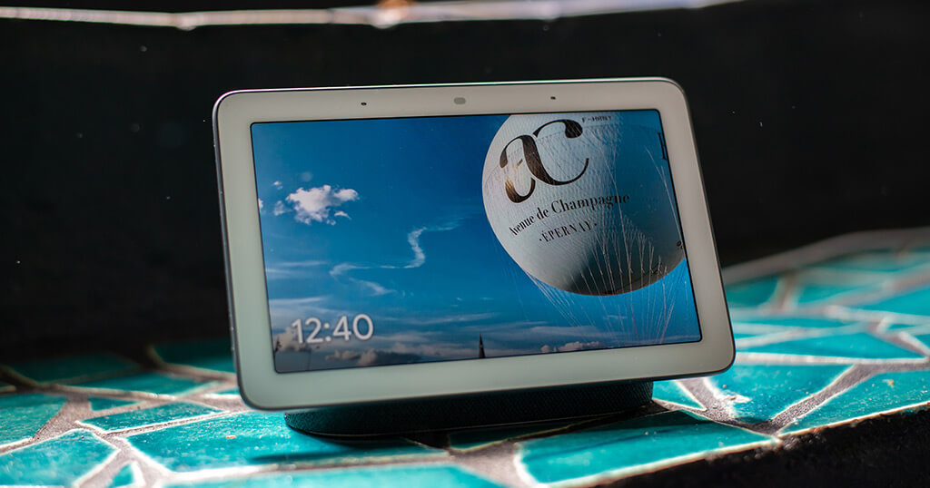 Using the Google Nest Hub as a digital picture frame (Product Review and Comparison) 1