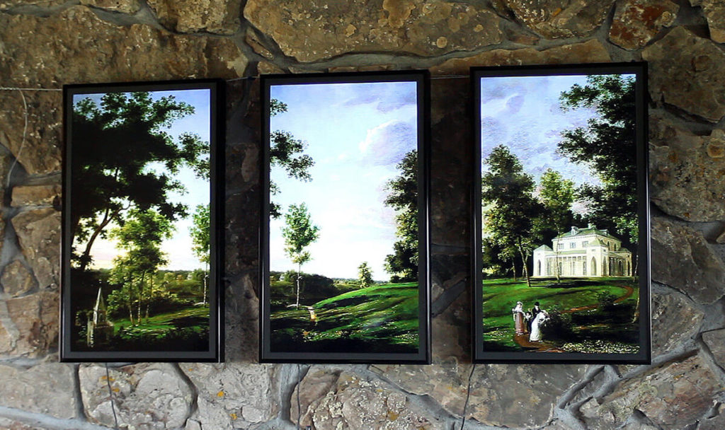 Enjoy a million pieces of art in your living room with Nimbus Digital Frames 7