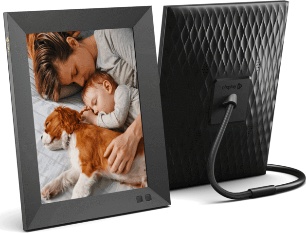My 2020 review of the tack-sharp 2K Nixplay Smart Photo Frame  - get ready to be spoilt 4