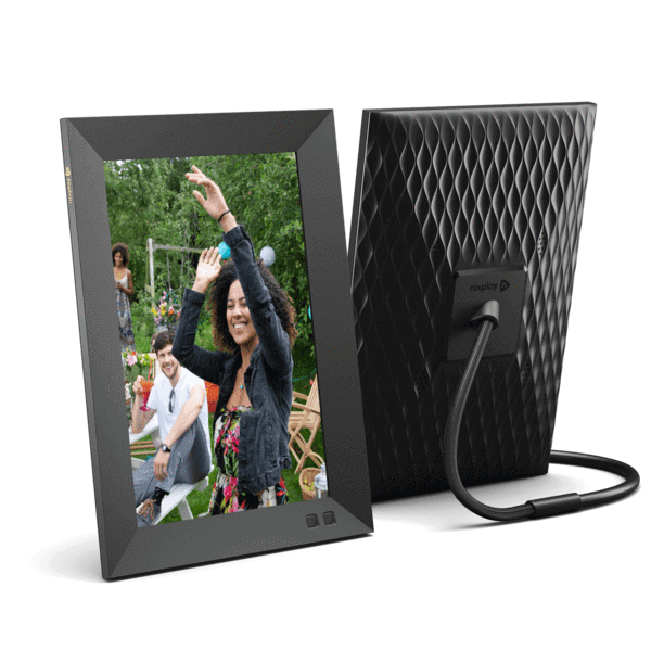 Nixplay Smart Digital Picture Frame 10.1-inch 1