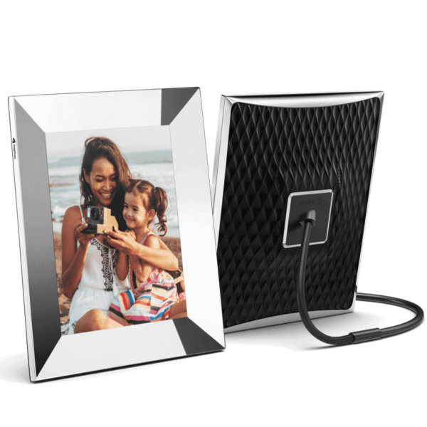 Nixplay 2K Smart Digital Picture Frame 9.7-inch 1