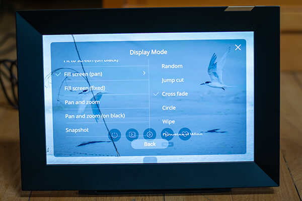 My review of Nixplay's first WiFi touchscreen photo frame 8