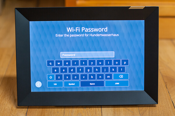 My review of Nixplay's first WiFi touchscreen photo frame 6