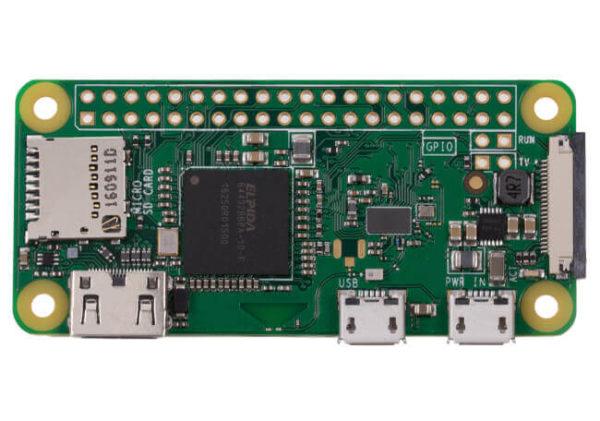 Raspberry Pi Zero W 1
