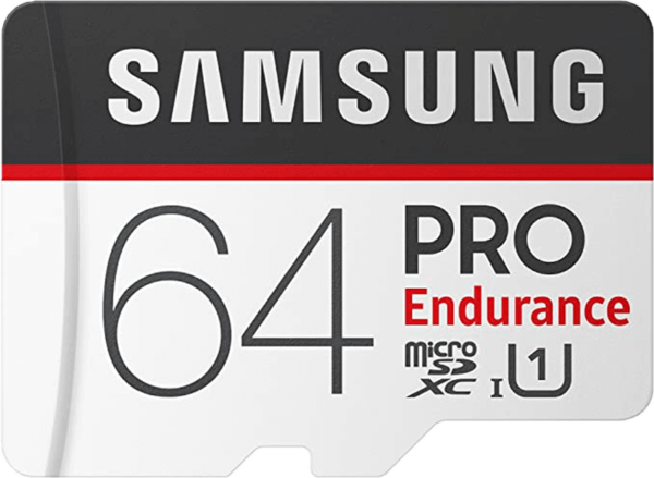 Samsung PRO Endurance 64GB (U1) MicroSDXC 1