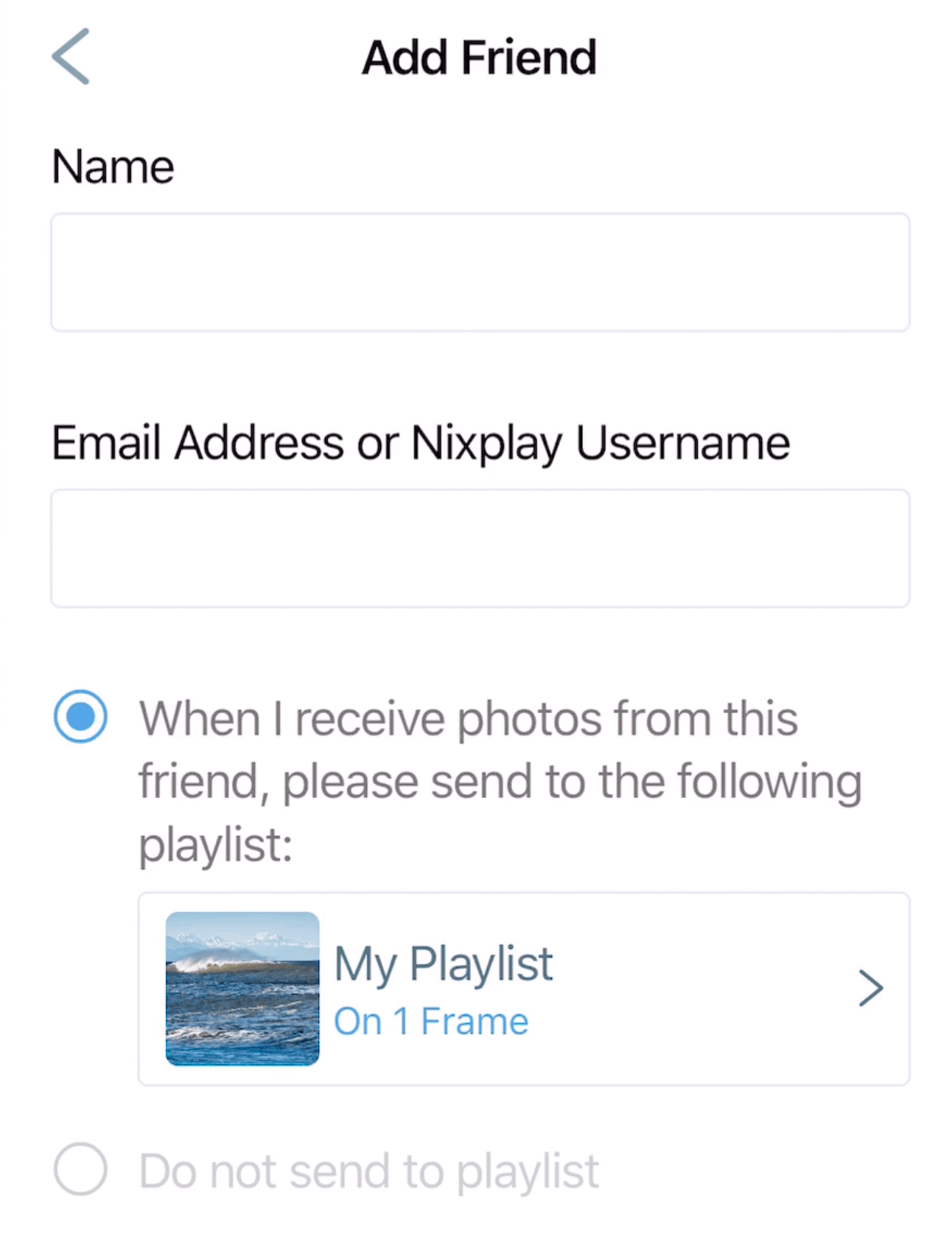 How to set up your brand new Nixplay Seed WiFi Cloud Frame with your mobile device 13