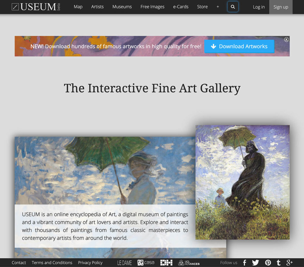 The 3 ultimate sources for legally downloading classical art and how to best present it on your digital picture frame 9