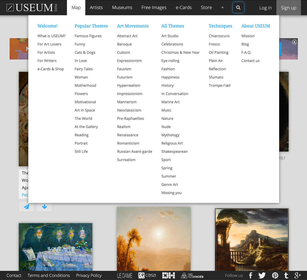 The 3 ultimate sources for legally downloading classical art and how to best present it on your digital picture frame 10