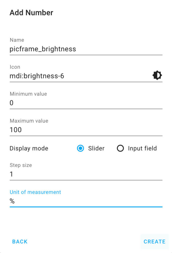 How to fully integrate your Raspberry Pi digital picture frame into Home Assistant even showing the current image 15