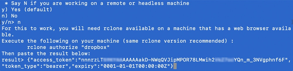 How to install Dropbox on your Raspberry Pi using rclone 6