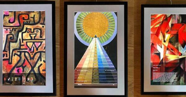 Meural Canvas II – The Smart Art Frame 21.5-inch 3